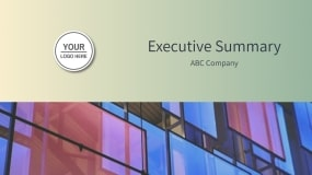 It is important to find yourself the right executive summaries as you look to shorten your overall presentation and deliver the main message in under 2 minutes. Here is a great executive summary sample template you can use!