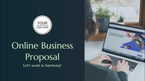 Online Business Proposal Template