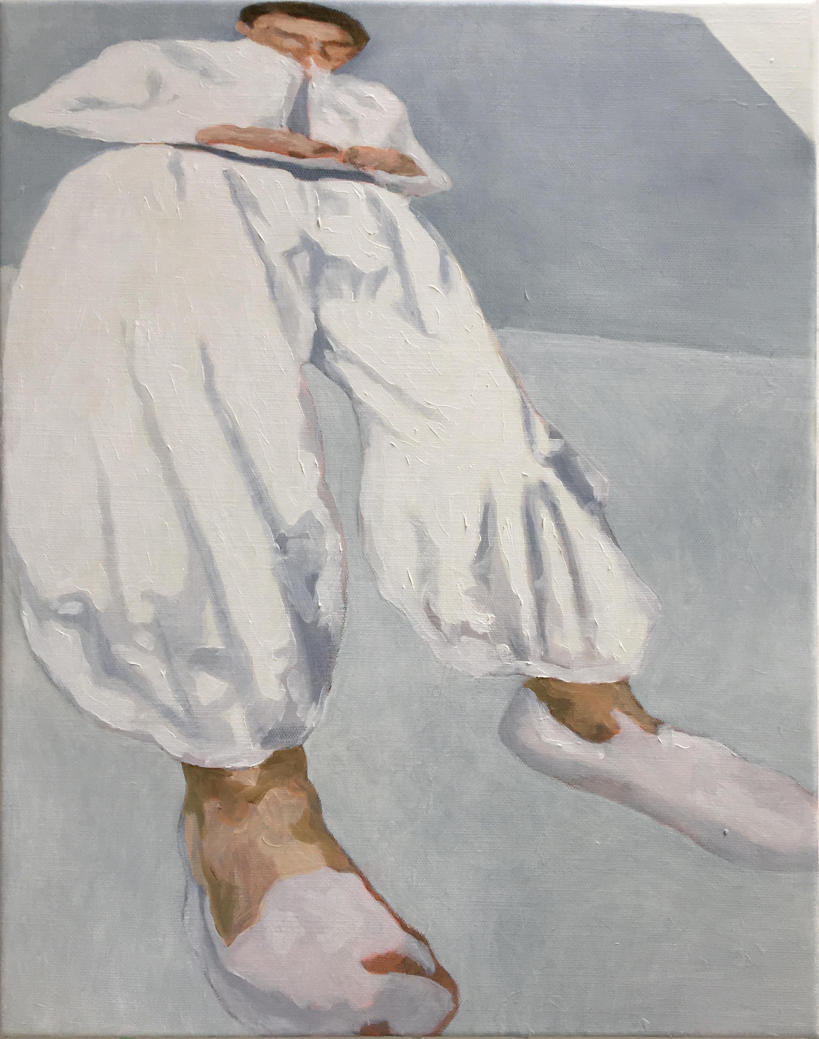 Frau eines Malers
