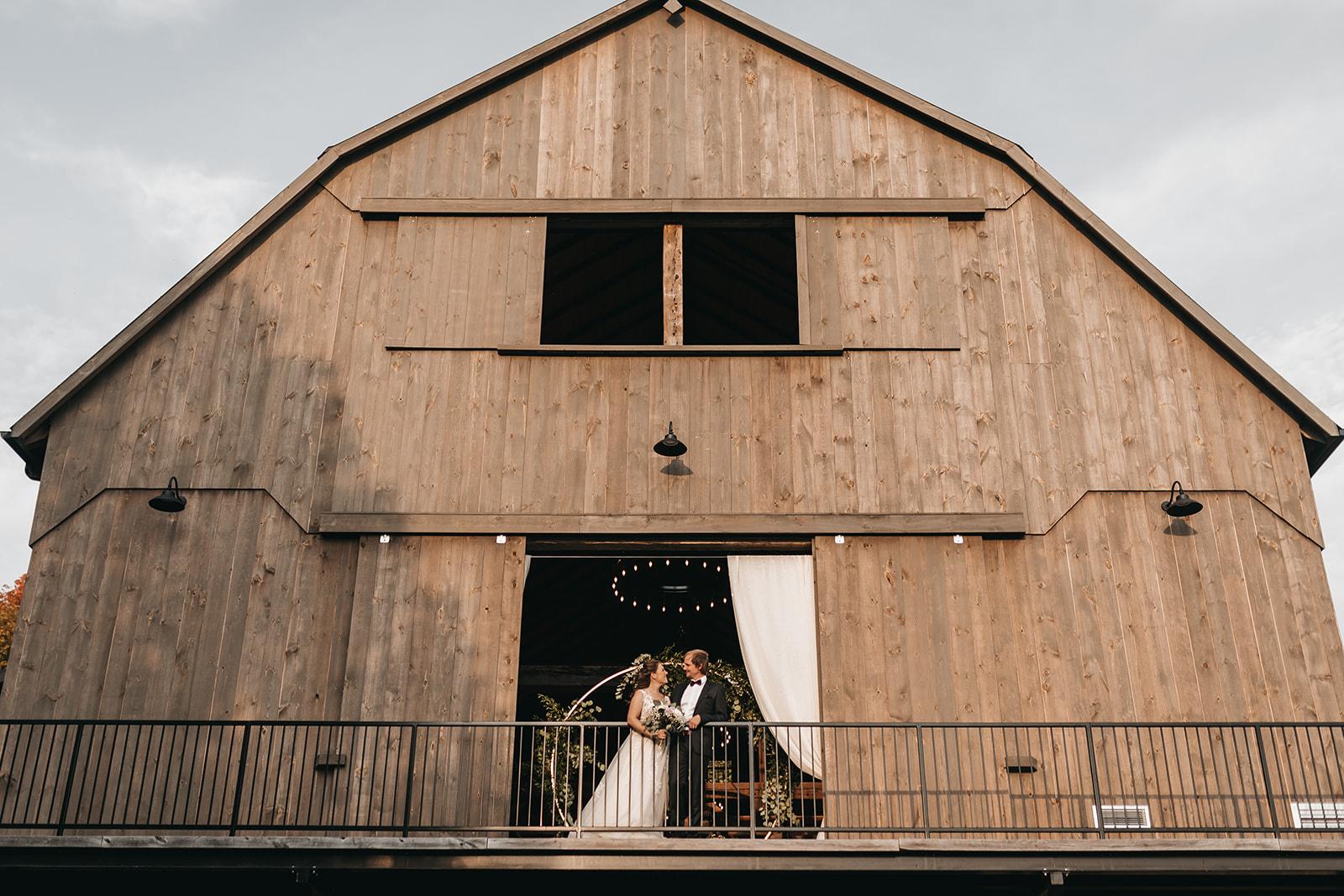 Taylor & Erica's Beautiful Fall Wedding @ Ivy Ridge Estates