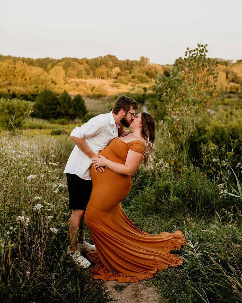 Myriah and Wilder Maternity session