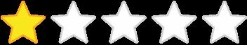 Calificación: 1 estrella