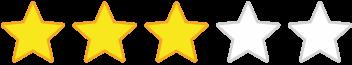 Calificación: 3 estrellas