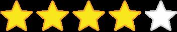 Calificación: 4 estrellas