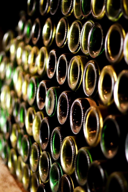 bouteilles de vin la Pinardiere
