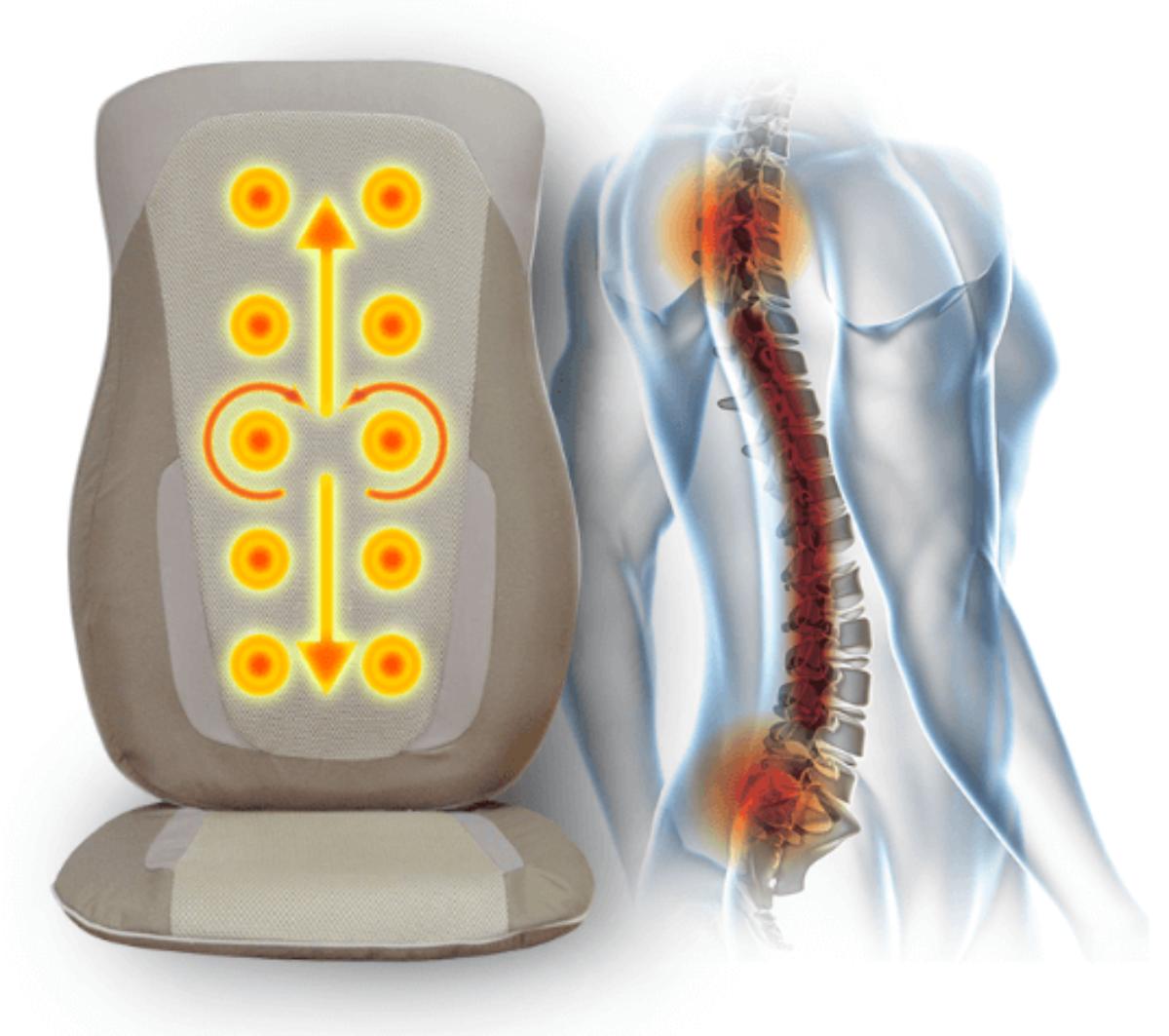 Đệm Massage Ogawa Mobile Seat Xe Mini