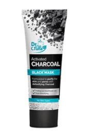 Mặt Nạ Than Hoạt Tính Thải Độc Da Farmasi Activated Charcoal Detoxifying Black Mask 20ml