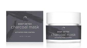 Mặt Nạ Thải Độc Cosmedica Deep Detox Charcoal Mask Activated Pore Control (50g)