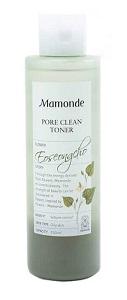 Nước hoa hồng diếp cá Mamonde Pore Clean Toner dành cho da dầu da mụn