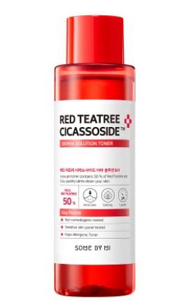 Nước Hoa Hồng Cho Da Siêu Nhạy Cảm Some By Mi Red TeaTree Cicassoside Final Solution Toner 150ml