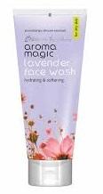Sữa rửa mặt dành cho da khô Aroma Magic Lavender Face Wash 100ml