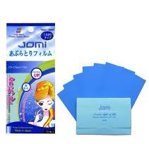 Giấy thấm dầu Jomi của Nhật Bản 70 tờ