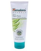 Mặt nạ đất sét trị mụn sạch sâu từ lá neem Himalaya Herbals Neem Face Pack 100ml