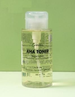 Nước hoa hồng trị mụn Cénota Aha Toner 300ml - C15