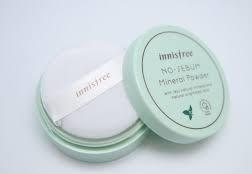 Phấn phủ kiềm dầu Innisfree No sebum Mineral