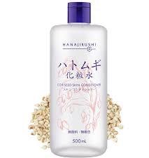 Nước hoa hồng HANAJIRUSHI chiết xuất hạt ý dĩ