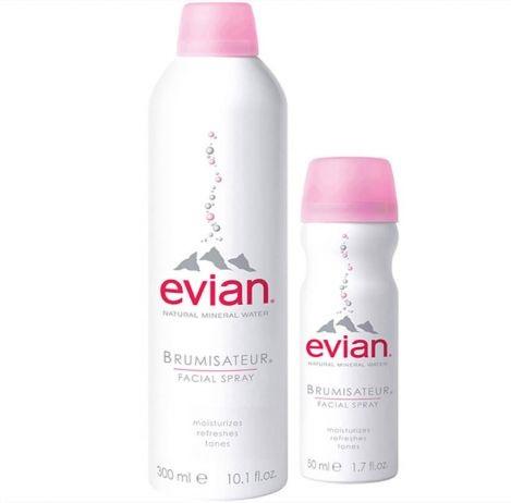 Nước Xịt Khoáng Evian Natural Mineral Water Spray