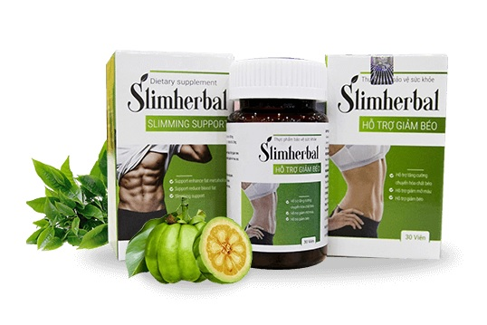Viên uống giảm cân an toàn SLIM HERBAL