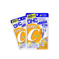 Viên uống vitamin C DHC Nhật Bản làm đẹp da