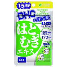 Viên uống sáng da DHC Adlay Extract Nhật Bản