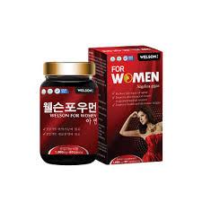 Viên uống bổ sung nội tiết Welson For Women