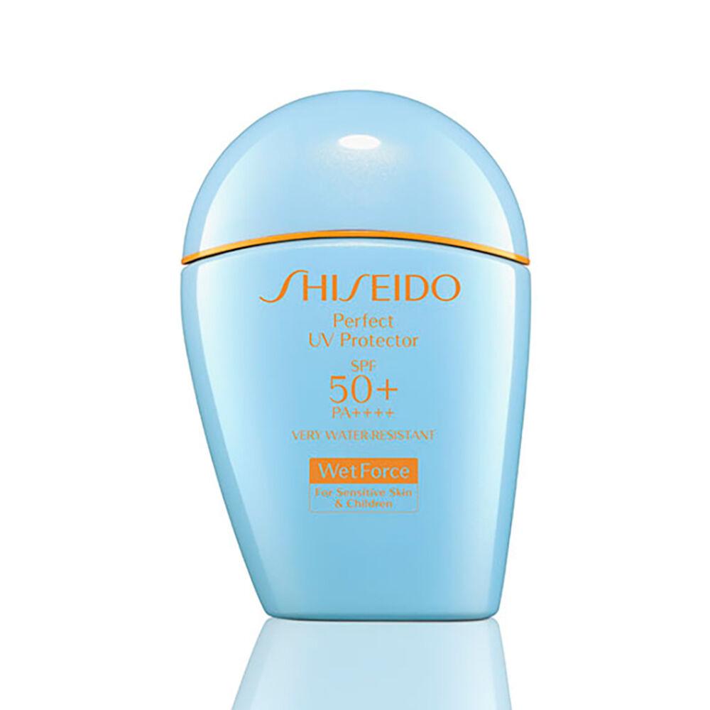 Kem chống nắng cho da nhạy cảm Shiseido Perfect UV Protector SPF 50+ PA++++ 50ml