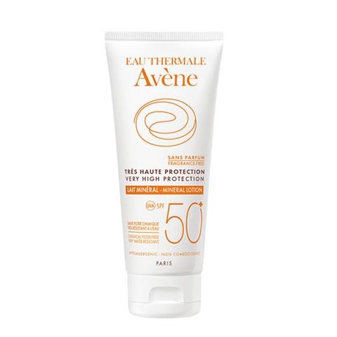 Kem chống nắng cho da nhạy cảm Avene Mineral lotion 100ml