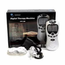 Máy massage xung điện 4 miếng dán SYK-208