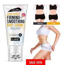 Kem tan mỡ Elaimei 3D Firming Smoothing Body Serum