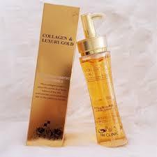 SERUM DƯỠNG TRẮNG DA Colagen Luxury Gold 3W CLINIC