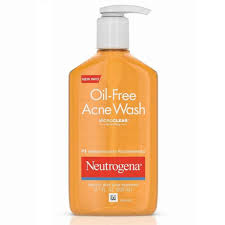 Sữa rửa mặt cho da mụn Neutrogena Oil-Free Acne Wash