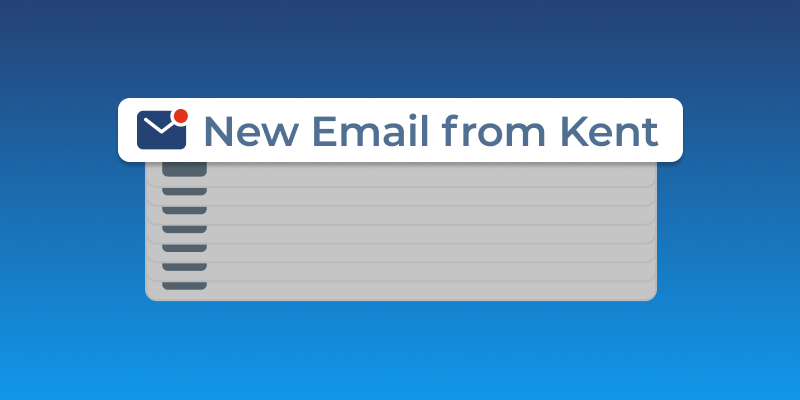 Disable and Limit Email Notifications