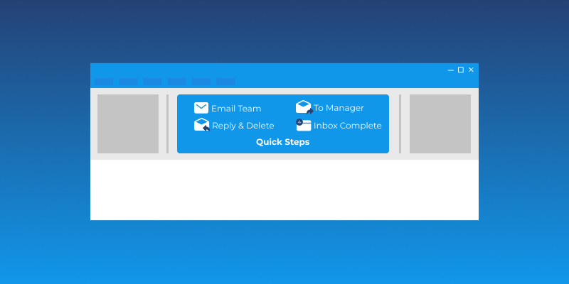 How To: Outlook Quick Step Automation