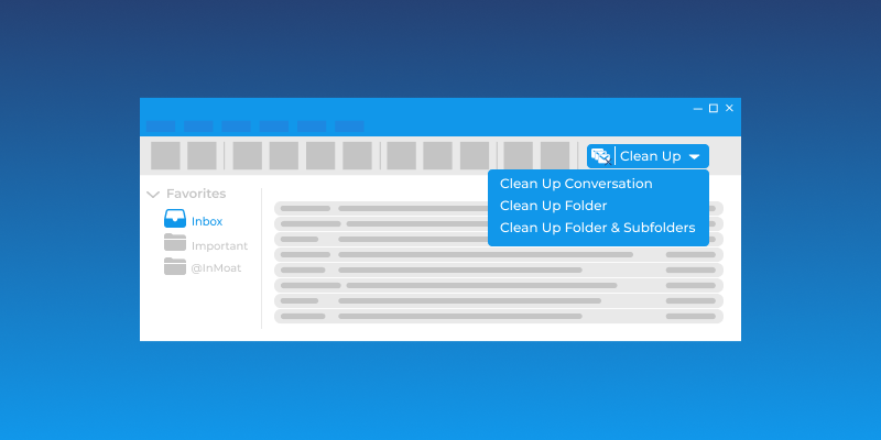 How To: Outlook Conversation Cleanup