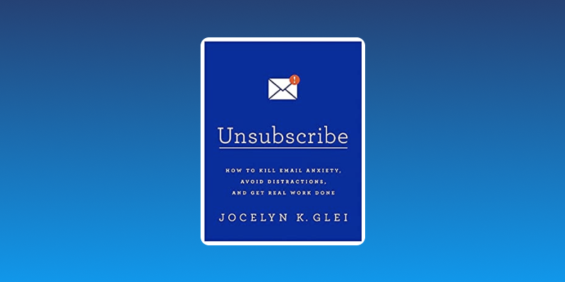 Book Cover for Unsubscribe