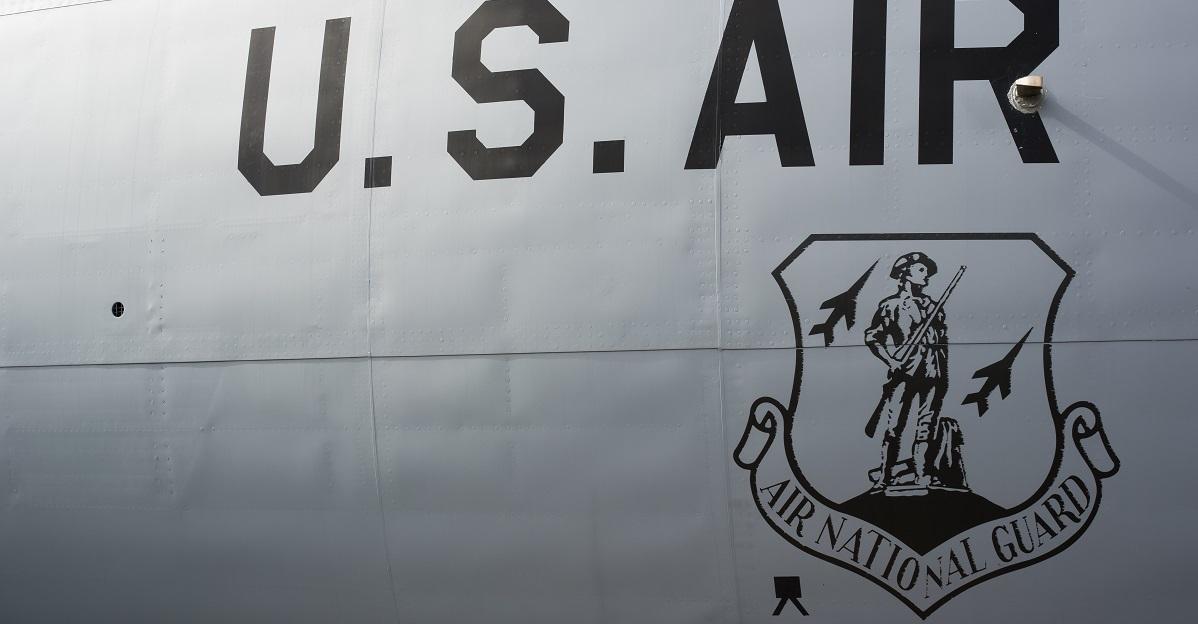 Air National Guard LASIK