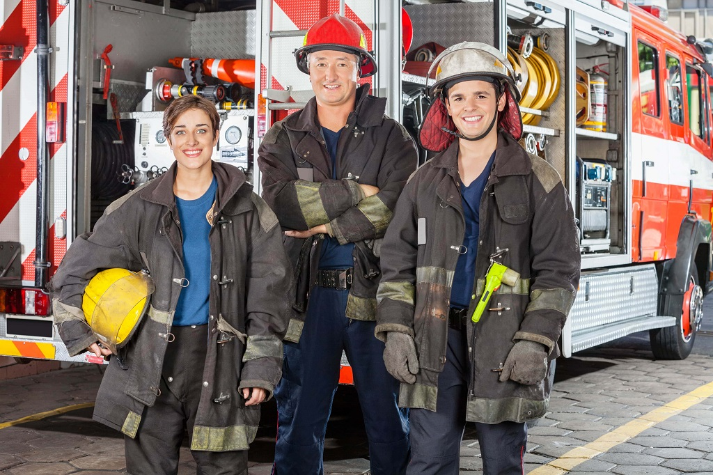 Why consider LASIK for firefighters