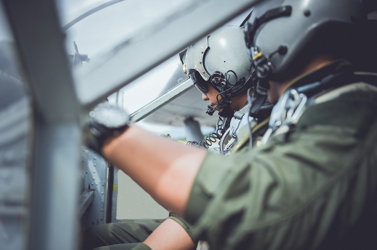 Military Pilot Vision Requirements