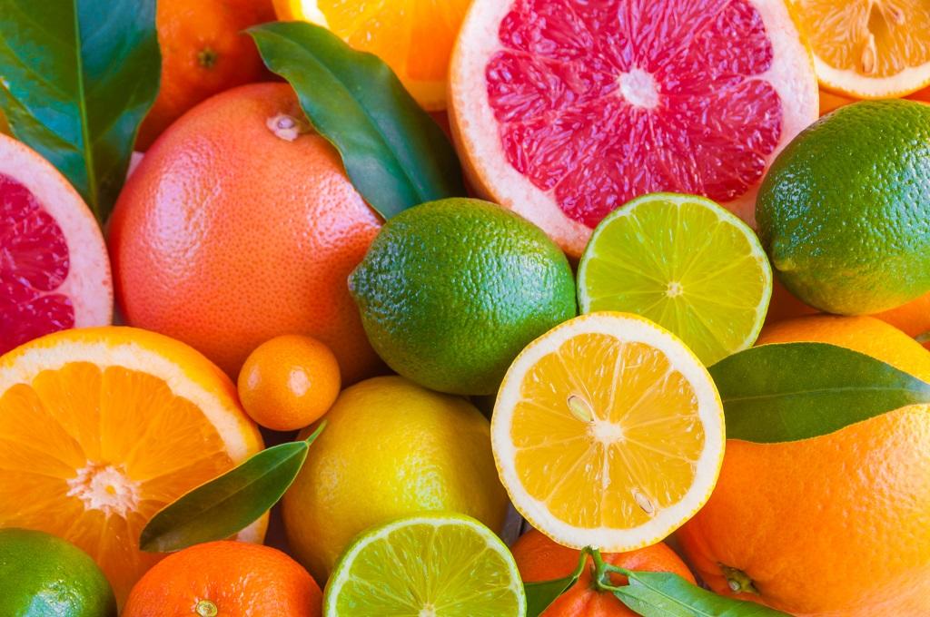 citrus for eyesight