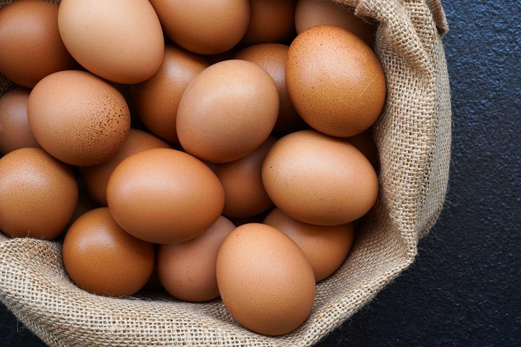 Eggs for eyesight