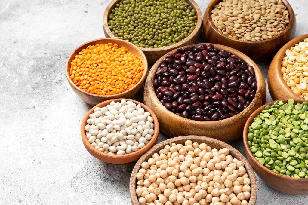 legumes for eyesight
