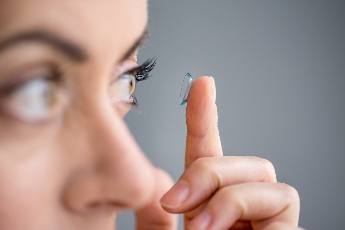 Stop Wearing Contacts Before LASIK