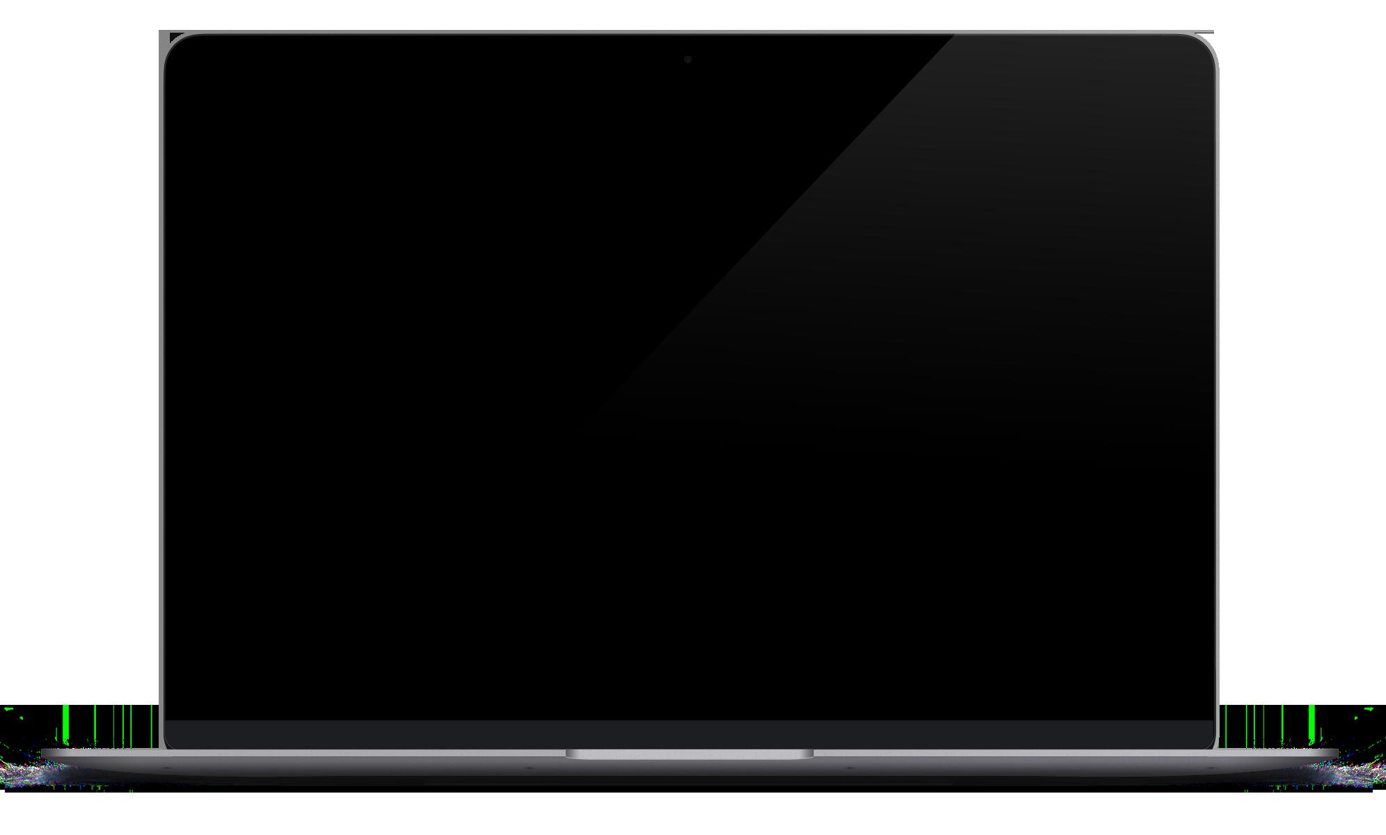 codepilot dashboard mocked up on macbook screen