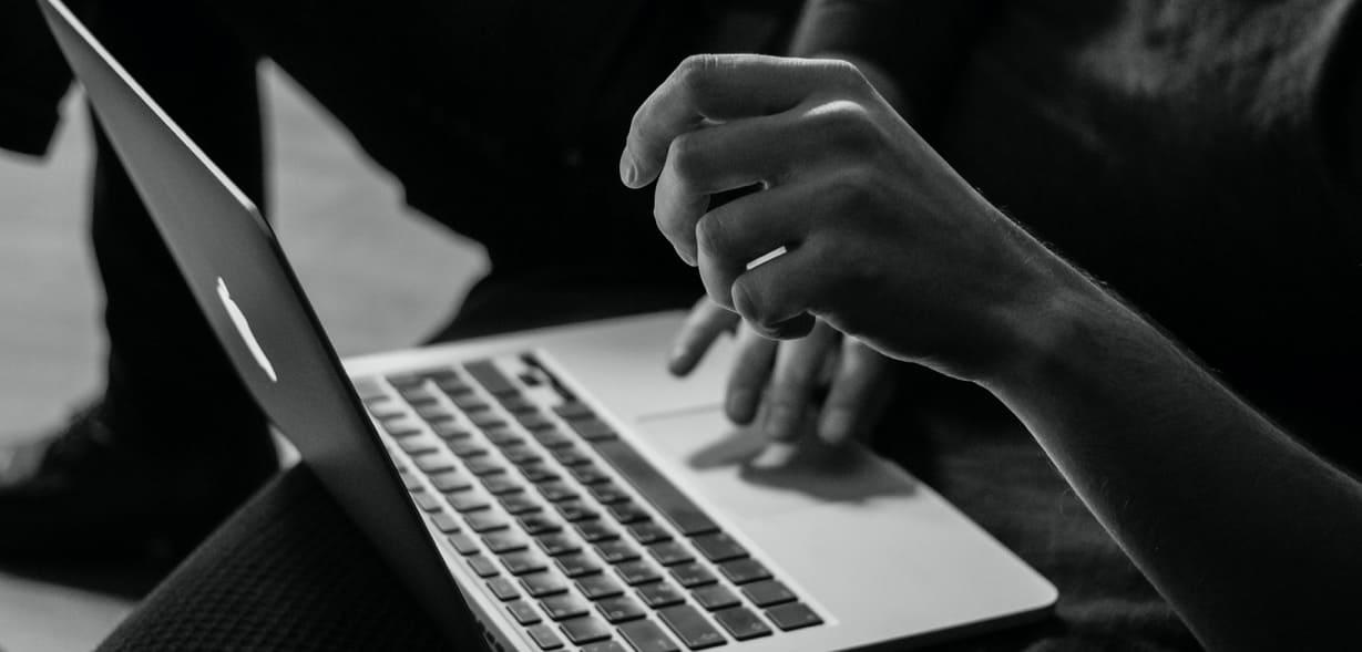 En dator