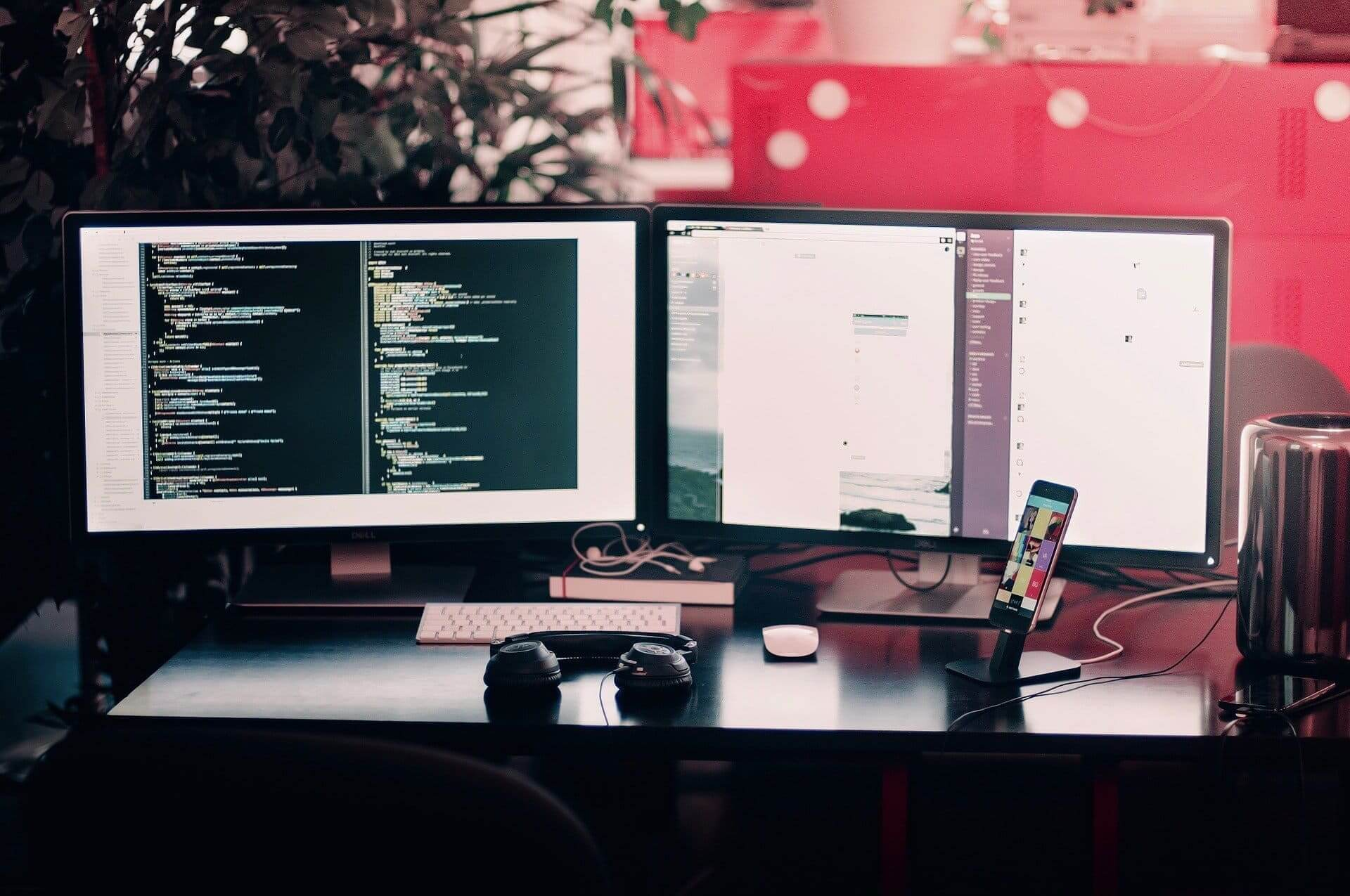 Datorer med CRM system