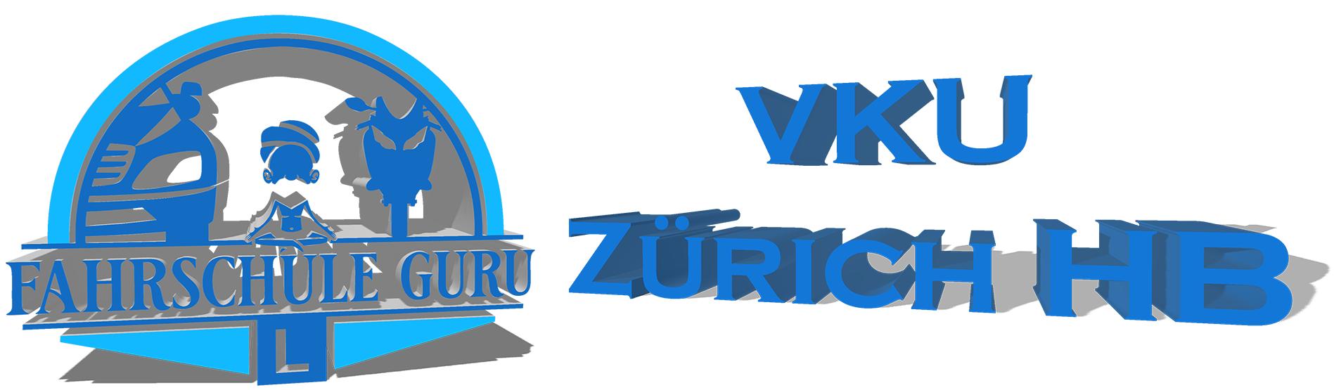 Fahrlehrer Fahrschule Guru Zürich VKU Verkehrskunde