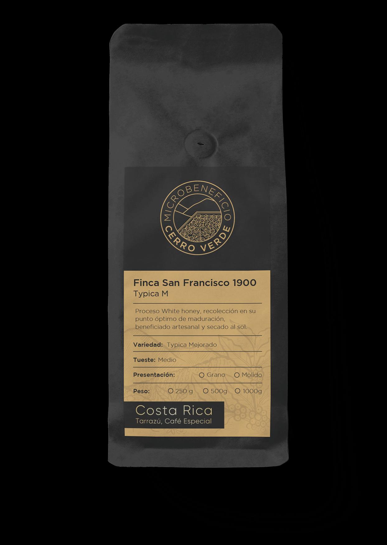 Coffee Bag Typica M