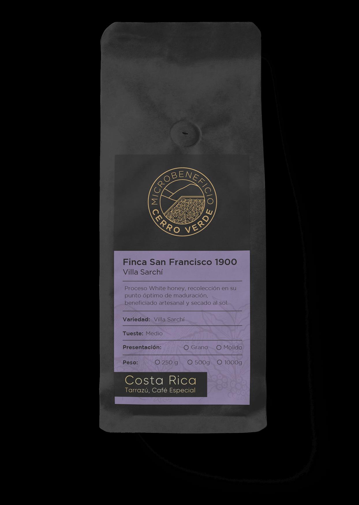 Coffe Bag Villa Sarchí