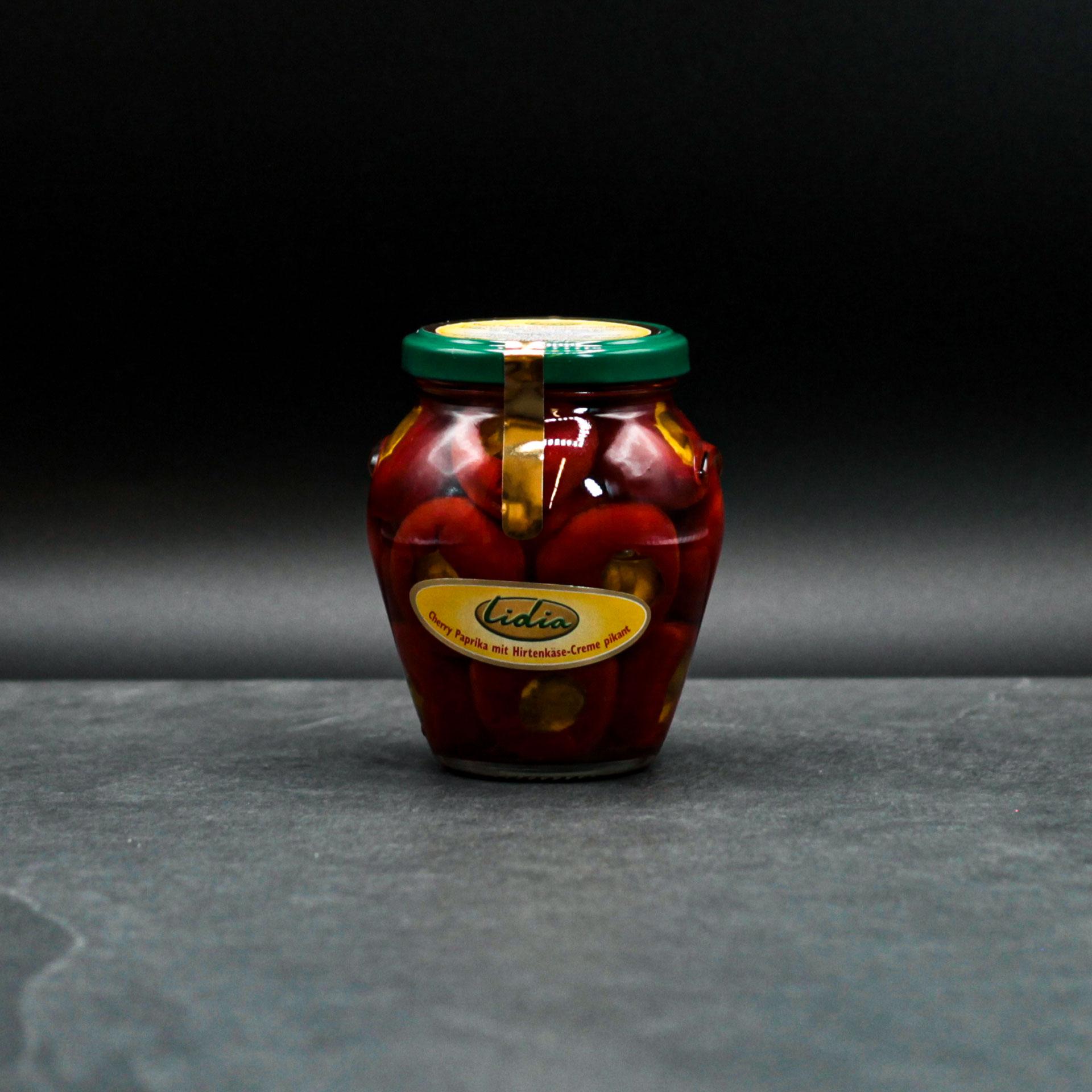 Paprika gefüllt