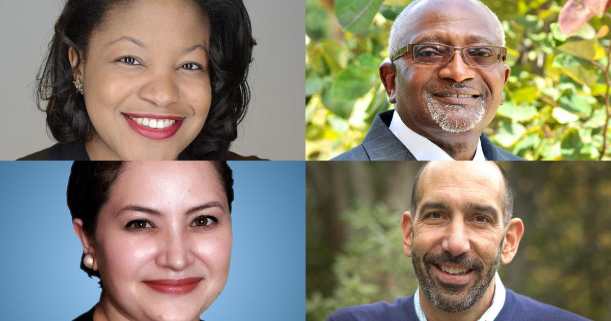Dr. Jasmine Younge, Dr. Robert D. Bullard, Sindy Marisol Benavides, Daniel Cardinali